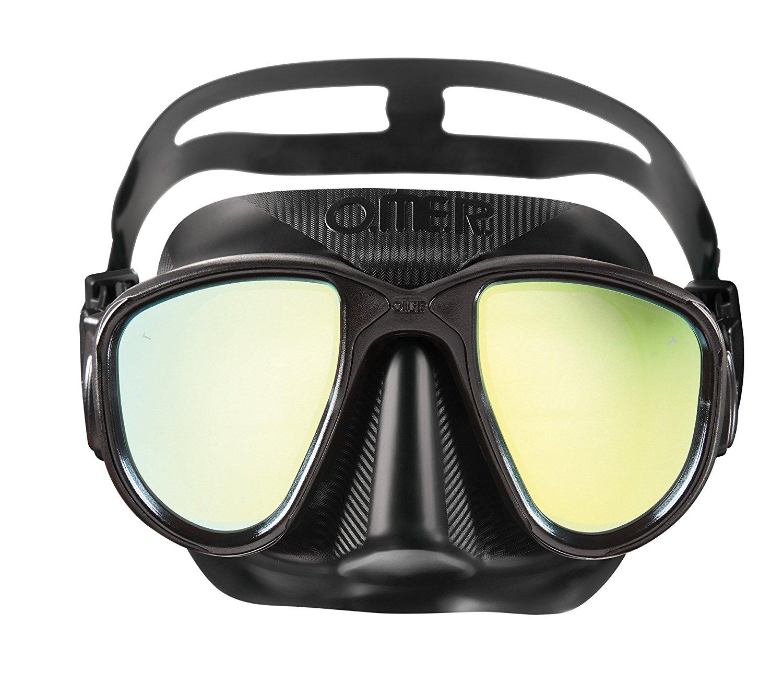 Omer Alien Exclusive, máscar de buceo con lentes espejo