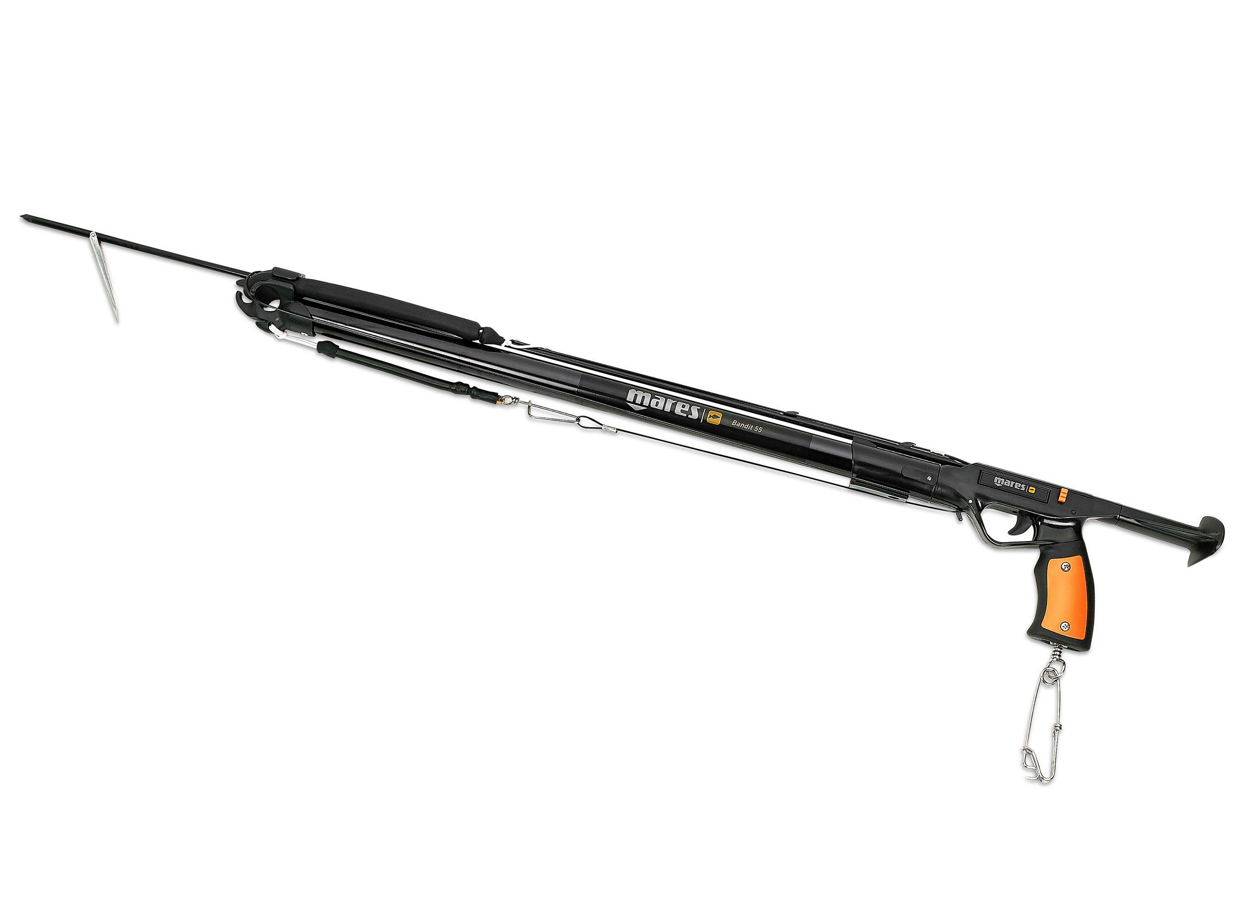 Fusil de pesca submarina - Mares - Bandit.