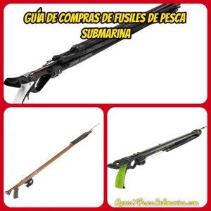 Guía de compras de fusiles de pesca submarina - apneaypescasubmarina.com