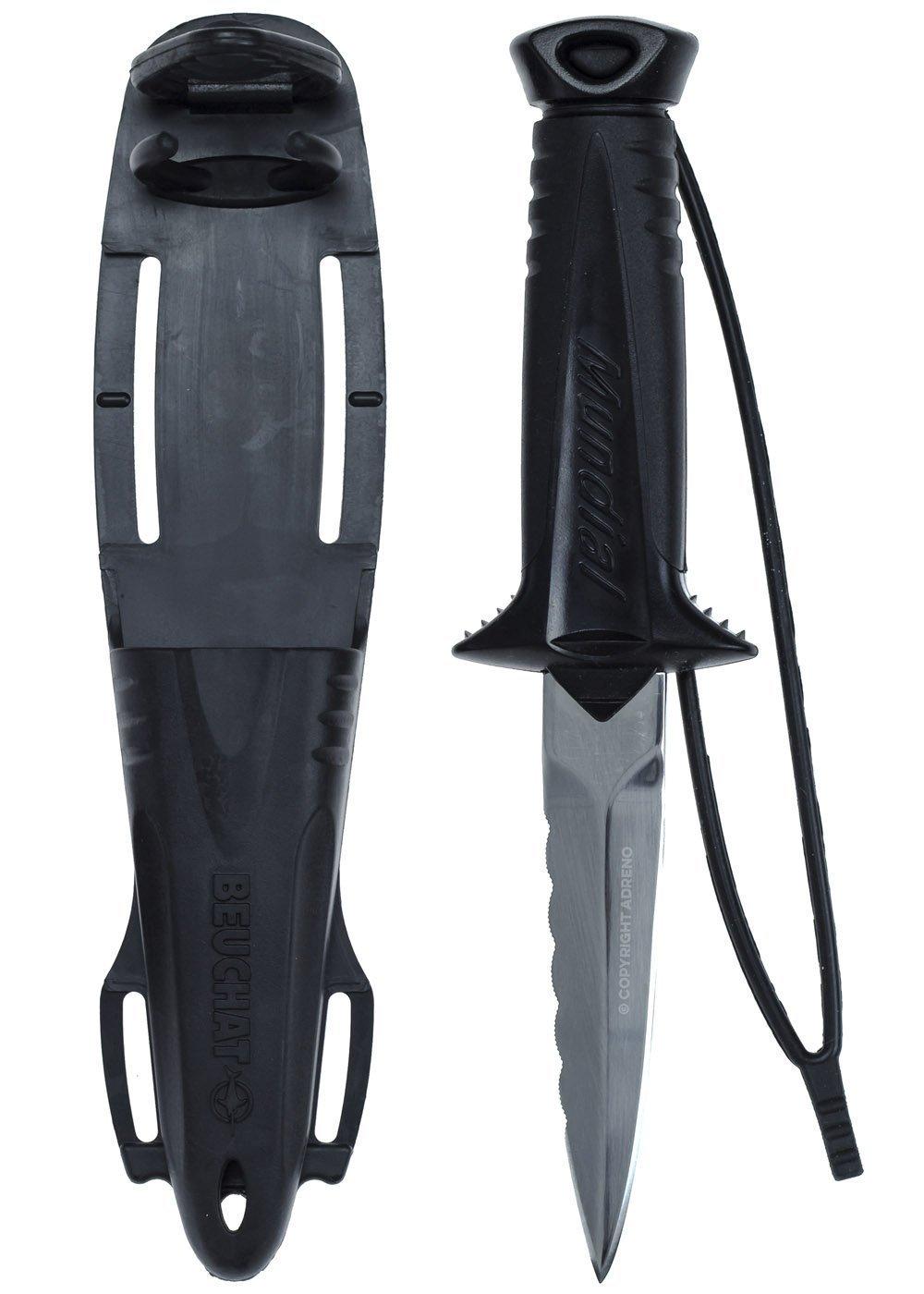 Cuchillo de pesca submarina - Beuchat - Mini Mundial Dagger