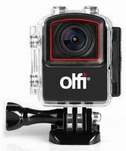 Olfi One.Five Black | Cámara de acción | Cámara deportiva | apneaypescasubmarina.com