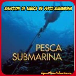catalogo de libros de pesca submarina