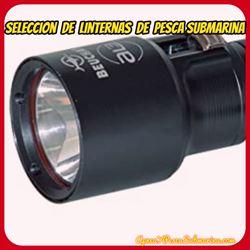 catalogo de linternas de pesca submarina