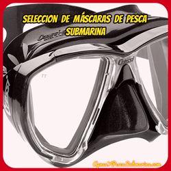 catalogo de mascaras de pesca submarina
